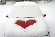 Hearts Outdoors / Hearts in all settings outdoors.