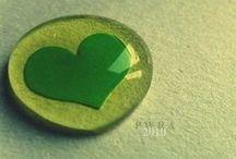 Hearts so Green / Green Hearts!