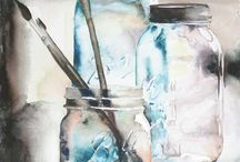 Artisteo / Ideas para clase de pintura