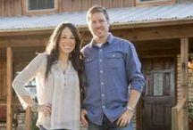 Chip & Joanna Gaines / Fixer Upper, Waco Texas