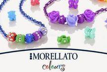 Morellato Colours / Bracciali in alluminio , silicone e cristalli