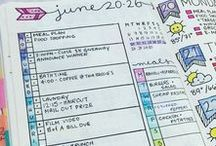 Bullet Journal / The art of bullet journaling.