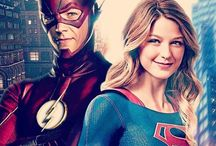 superflash / The Flash and Supergirl