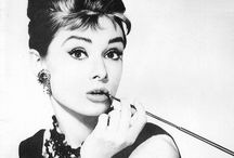 Audrey Hepburn / Containing possibly every photo of Audrey Hepburn <3