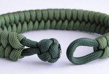 Paracord / Parašutistické laná