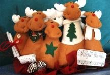 My christmas crafts