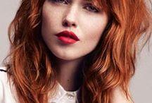 Ravishing Reds / Redheads have more fun. Cooper,mahogany,vibrant colors.