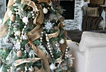 Merry Chistmas / X-Mas DIY Crafts &Decor Ideas / by Toni Shores