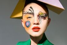 Beauty Inspiration / Inspiration taken from the latest beauty trends.
