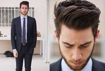 Mitch Man / Ideas taken from the latest men's fashion and barber trends.
