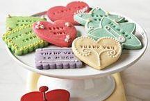 Cookies, cupcakes & brownies
