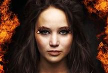 Hunger Games: Catching Fire Inspiration / We're so excited to see all the looks for the Hunger Games: Catching Fire photo contest! Get pinspired and start your looks!