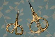Embroidery Scissors / Just for the love of scissors