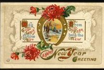 Vintage Post Cards, Greeting Cards, Collector Cards