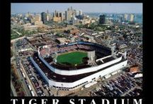 Baseball / Detroit Tigers - History and Memories of the Tigers and a few other baseball players and teams.
