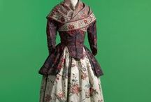 Historical sewing - 18th cent.