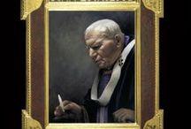 James Gillick Portraits