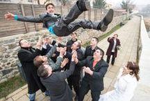 My work - weddings / Zde ukládám ukázky své práce zfotografování svateb.