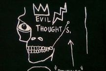 Basquiat's world