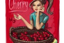My Illustrations / Hajna's illustrations