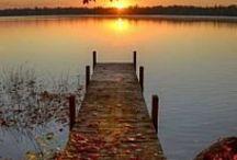 Wschód i zachód słońca