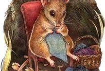 Knitting prints