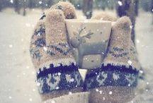 ❅ Winter ❅ / I love winter ! :DD