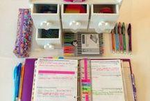 Organizing/ planner