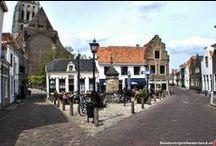 Nederlandse vesting steden / Hier vind je mooie vestingsteden die www.stedentripinnederland.nl aanbiedt.