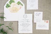 Wedding invitations inspiration