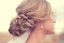 Wedding Hairstyles & Makeup Inspiration