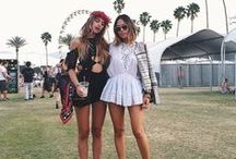 Fashion | Coachella / My favourite snaps and looks from Coachella 2015