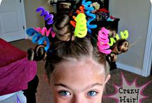 Crazy Hair Day / by Rose