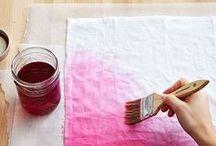 Dye & painting