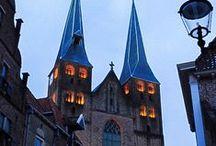 De Hanze / Hanzesteden zijn steden welke vroeger zijn aangesloten bij het Hanzeverbond, in de periode van de 12e tot de 16e eeuw. Dit verband, de Hanze ook wel Hanza genoemd was een samenwerkingsverband. Dit samenwerkingsverband was voor de zogenaamde Hanzesteden en de handelaren in de steden. De steden van de Hanze werkten dan veel samen en hierdoor ontstonden veel handelsroutes in Europa. De Hanzesteden zijn voornamelijk in Duitsland, Nederland, België, de Baltische Staten, Noorwegen en Polen.