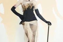 Lady decadence couture / Lady Decadence couture French costume designer, burlesque, cabaret, steampunk, circus, fetish... Costumes, outfit, corsetry, lingerie, accessories...