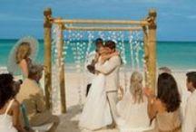 Luxurious Beach Wedding Inspiration