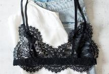 Free Lingerie Patterns / Free lingerie sewing patterns from around the web. :)