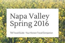 TW Travel Guide: Napa Valley, Spring 2016 / Friends and family frequently reach out for recommendations when traveling to Napa, Sonoma and other wine destinations, so I've decided to document my trips as a resource for you. I was in Napa in March and April this year, and this is what I ate and drank on my trips, one of which was for business, the other to celebrate the grand opening of a new winery.