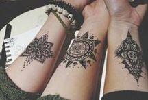 Tattoo's Ideas / Tattoos