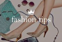 Fashion Tips / Fashion Tips & Tricks. Tutorials and Styling Tips