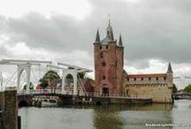 Top 10 Stadspoorten van Nederland. / Hier vind je een top 10, van de stadspoorten van Nederland. de stadspoorten zijn door stedentripINnederland.nl geselecteerd.