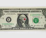DOLLAR BILLS / ART