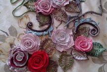 Irish lace Pattern, irish crochet
