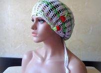 crochet summer hat / crochet hat, summer hat, women hats, crochet beanie
