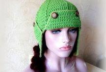 Winter crochet hat beanie / #winter #hat #womenhat #beanie #slouchyhat