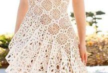 Crochet Wedding Dress, Bohemian Bridal gown. / #Crochetwedding #dress, #weddingideas, #crochet #weddingdress, #bridaldress, #bridalgown, #statementdress, #fashion #wedding #вечерниеплатья #платья #свадебныеплатья #вязаниекрючком #стильноеплатье #eveningdress #gown