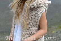 CROCHET fashion for girls / #CROCHETgirls #fashionforgirls #girlsdress #coatgirls #girlsfashion