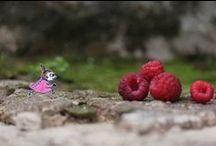 Art Theme - Moomin