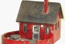Art Theme - Little Houses